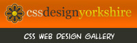 CSS Design Yorkshire - CSS Showcase