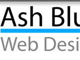 ash blue web design