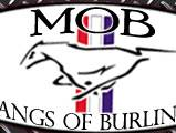 mustangs of burlington