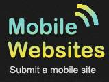 mobile website submit